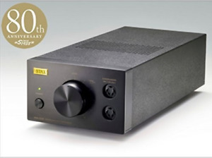STAX SRM-353XBK Headphone Amplifier 80th Anniversary Limited Edition
