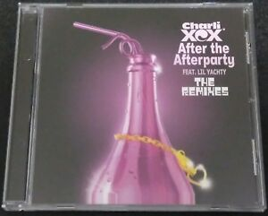 Charli XCX - After the afterparty. Remixes (Maxi-Single, 16 tracks, Promo) 2017