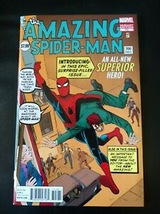 The Amazing Spider-Man #700 Ditko Variant