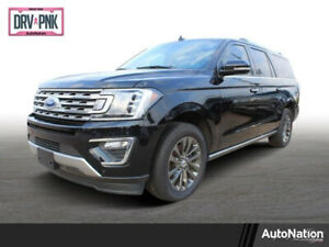 2019 Ford Expedition Limited 2019 Ford Expedition Max Limited Rear Wheel Drive 3.5L V6 24V Automatic 21 Miles