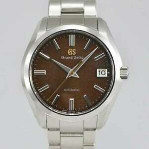 Free Shipping Pre-owned Grand Seiko Caliber 9S 20th Anniversary Limited Watch