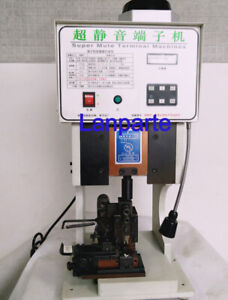 1.5T Super Mute Terminal Wire Crimping Machine With OTP Transverse Mold 220V