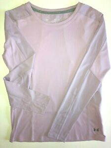 New Under Armour Fusion Women's Running Shirt Size Small 1341819
