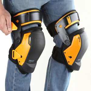 Construction Knee Pads For Work Hinged Nee Flooring Concrete Roofing Plumbing