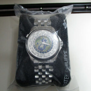 Patek Philippe 51311P-001 Cloisonné World Timer Special Edition Platinum Sealed