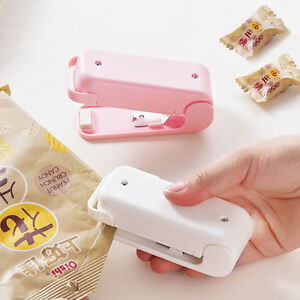 Mini Portable Electric Sealing Machine Heat Super Sealer Closer Heating Tool JKU