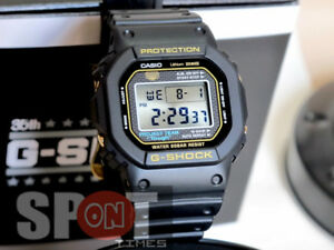 Casio G-Shock 35th Anniversary Limited Edition Men's Watch DW-5035D-1B