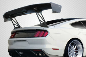 59-19 Universal VRX V.1 Tall Carbon Creations Body Kit-WingSpoiler!!! 115117
