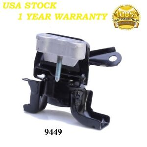 1 PCS Front Right Motor Mount FIT 2009 2018 Toyota Corolla 1.8L $38.01