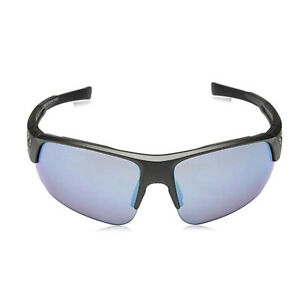 Under Armour Changeup Dual Satin Carbon W Tuned Baseball Blue Lens