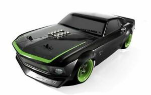 HPI Racing 110th Scale RS4 SPORT 3 1969 FORD MUSTANG RTR 6020HP-120102