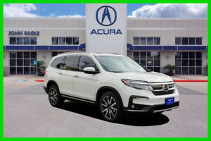 2019 Honda Pilot Elite 2019 Elite Used 3.5L V6 24V Automatic AWD SUV Premium Moonroof