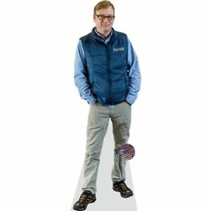 Andy Daly Casual Cardboard Cutout mini size . Standee. $19.97