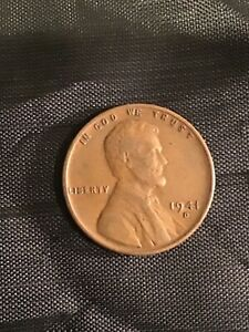 1941 D Lincoln Wheat Penny 10% off 6 Mixamp;Match Complete Your Album