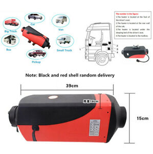 Durable 24V Car Air Parking Heater Preheater Defroster Automatic Control Manual