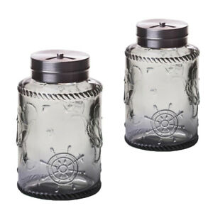 Salt and Pepper Shakers Set Spice Dispenser with Adjustable Pour Holes 2-Piece s