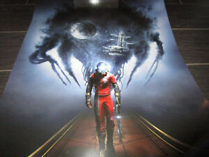 PREY Point of Origin Lithograph Print Art Limited Edition Bethesda #57 18