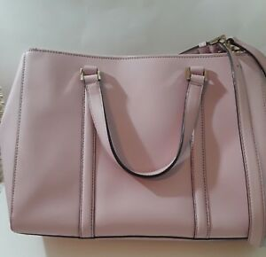 Kate Spade of New York Newbury Lane Loden Pink Leather Cross body Purse