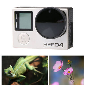 ND Filters  Lens Filter for GoPro HERO4 3+ 3 Sports Action Camera