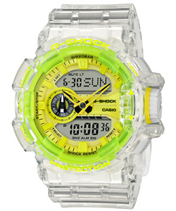 Casio G-Shock Transparent Series Men's Watch GA-400SK-1A9