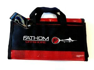 Fathom Offshore 6-Pocket Rollup Lure Bag - SMALL 32