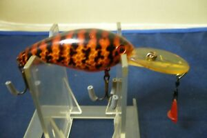 Vintage Lure-Angler's Pride # 969 Crawfish Chowpuppy Crankspin (Discontinued)