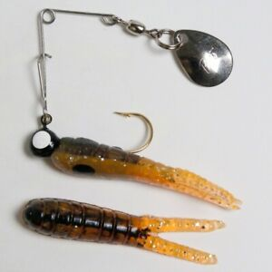 Betts 021ST-44N Spin Split Tail Lure 1