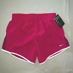 Girls Size XL 18 20 Nike Dri Fit Running Shorts Athletic Clothes Nwt $17.99