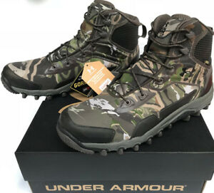 Under Armour UA Ridge Reaper Extreme 1250118-944 Gore-Tex Hunting Boots Men's 9