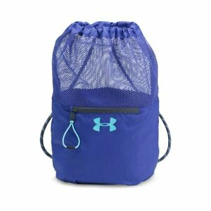NWT UNDER ARMOUR GIRLS BUCKET SACKPACK DRAWSTRING PURPLE SPORTS BAG SEALED $25