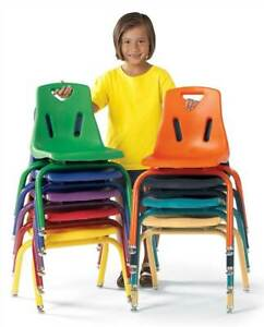 Stacking Chairs with Powder Coated Legs [ID 3079443]