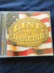 Various Artists Simply the Best Line Dancing Album 2002