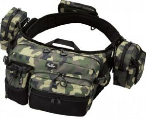 New EVERGREEN Hip and Shoulder Bag HD2 Como Fishing Supplies With Tracking Japan