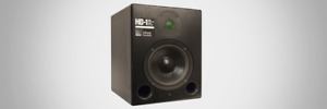 Meyer Sound HD-1 active studio monitor reference