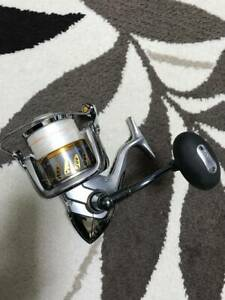 Shimano 08 Stella SW 18000HG Spinning Reel Fishing Good with Box