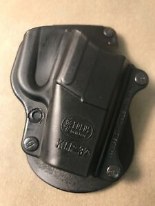 FOBUS - KTP 32 - For Kel-Tec P-32, P3-AT - Right Handed Paddle Holster