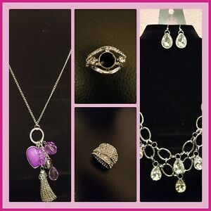 NEW ITEMS ADDED *PAPARAZZI JEWELRY* NEW ASSORTED ITEMS ** FREE SHIPPING OPTION