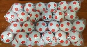 24 AAAAA Callaway Chrome Soft Truvis - Red and White - Free Shipping