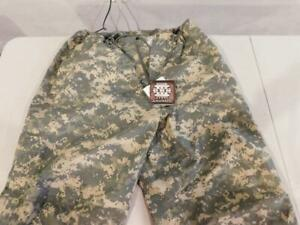 Military Army ECWCS Cold Weather Camouflage ACU GORETEX PANT Trouser MED-REG
