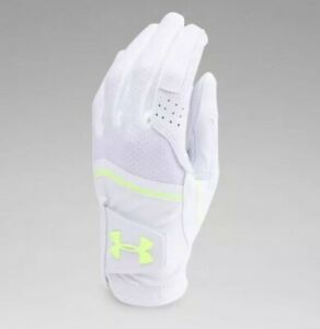 Under Armour Women's Golf Glove CoolSwitch Left Size Small LMD Lime Green