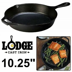216 units Lodge L8SK3 10.25 inch Cast Iron Skillet Stove or Oven 10.25