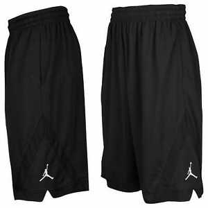 Nike Air Jordan Dri-Fit Triangle Basketball Shorts BlackWhite Men's 4XL BNWT!
