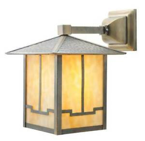 13 in. Seneca Valley View Solid Mount Wall Sconce [ID 3815805]