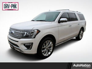 2019 Ford Expedition Platinum 2019 Ford Expedition Max Platinum Rear Wheel Drive 3.5L V6 24V Automatic 10