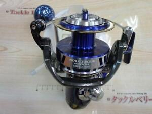 Daiwa 14 Saltiga 8000H Expedition Spinning reel Fishing Good