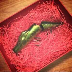 Very rare Limited Toys Frog the first Toy Dragon Fishing Bass lure 1th 2012ver.
