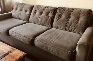 Room Couch Furniture Sofa Grey