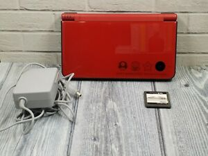 Nintendo DSi LL  XL SUPER MARIO BROS 25th Anniversary JAPAN IMPORT w MARIO KART