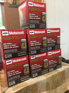 7 Motorcraft FL-910S Oil Filters