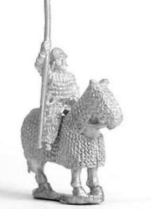 Essex Maccabean Jewish 15mm Later Saka Lancer wFully Armored Horses Pack MINT